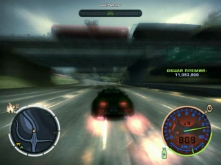 Need For Speed Most Wanted Crazy Toyota Supra 900 kmh